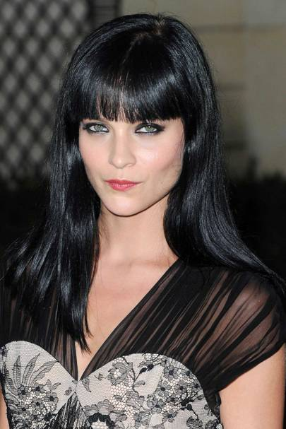 Celebrity Fringe Hairstyles With And Without Bangs Glamour Uk