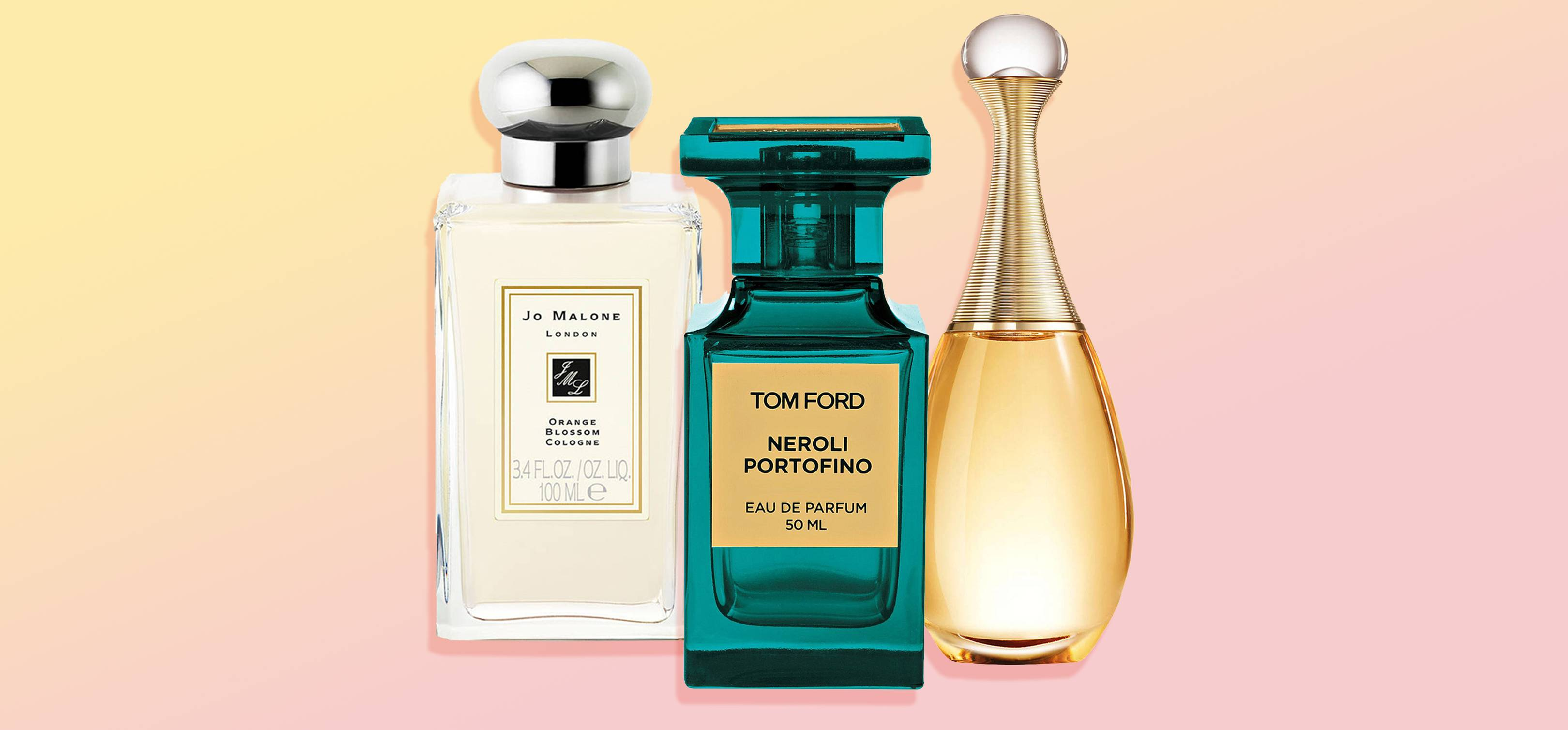 The Best Perfume For Women Bestselling Fragrances Glamour Uk