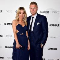 Rachel Wools-Flintoff and Andrew Flintoff