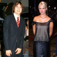 Ashton Kutcher and January Jones dated