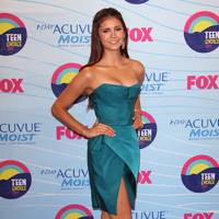 Nina Dobrev at the Teen Choice Awards 2012