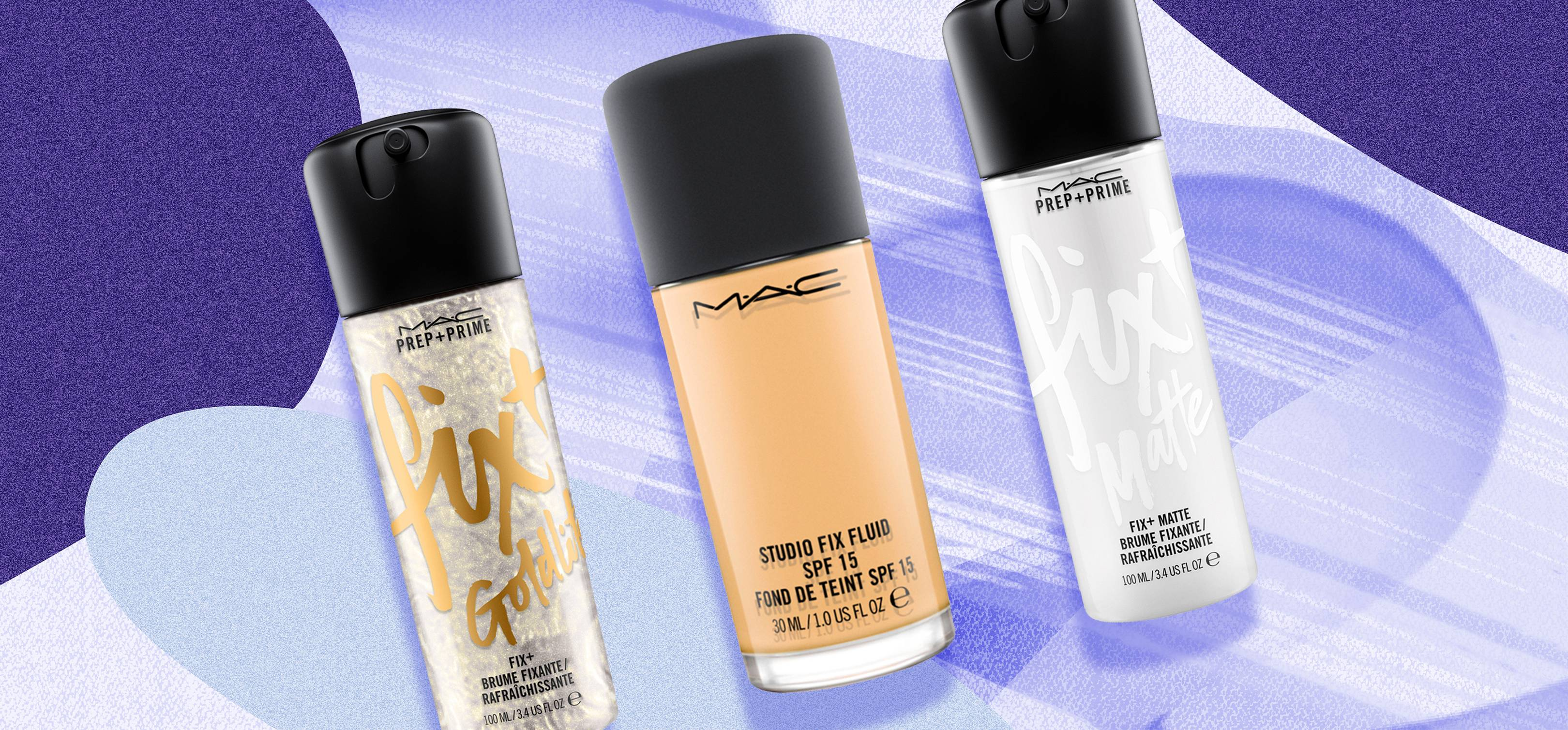 MAC Studio Fix Fluid Foundation Review | Glamour UK
