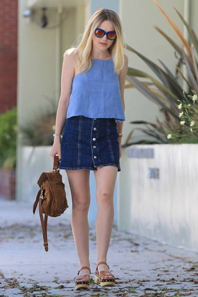 5038ffbe2e Double Denim Is The Trend That Will Never Disappear  These Our Our ...
