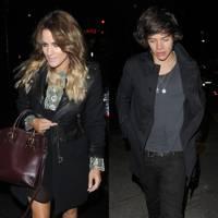 Caroline Flack & Harry Styles