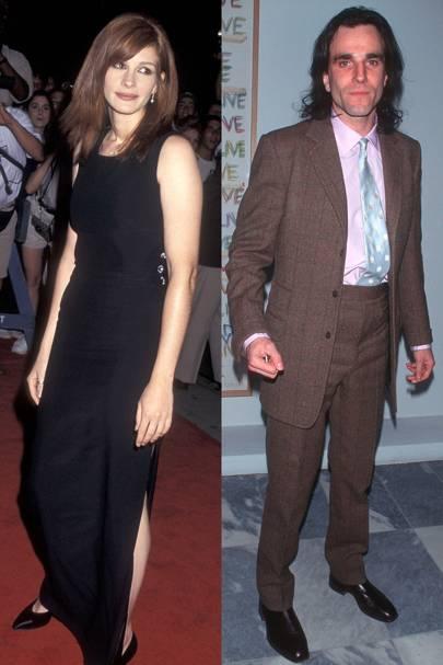 Julia Roberts & Daniel Day-Lewis