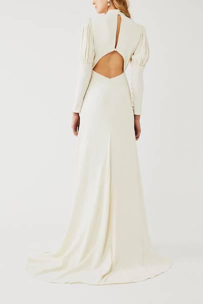Long sleeve wedding dresses: Ghost