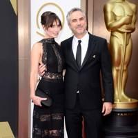 Alfonso Cuaron & Sheherazade Goldsmith