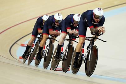 Men's Team Pursuit