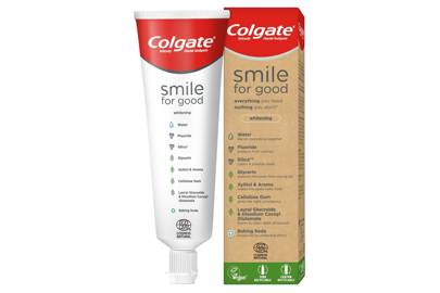 Eco-friendly toothpaste