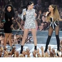 Nicki Minaj, Jessie J & Ariana Grande