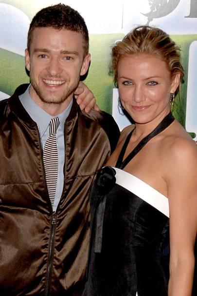 23. Cameron Diaz and Justin Timberlake