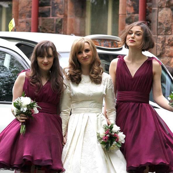 Unusual Celebrity Wedding