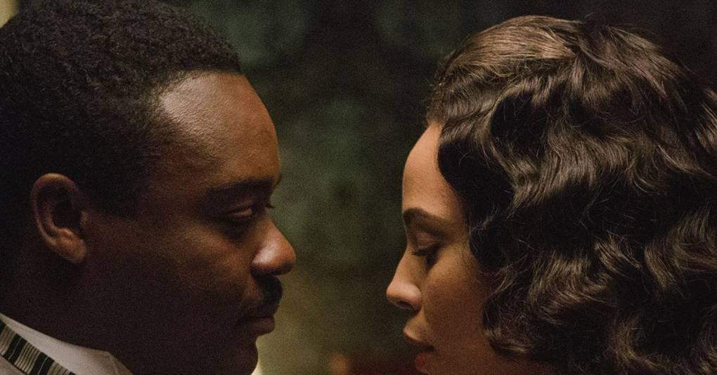 Carmen Ejogo Selma Martin Luther King Interview On Oscars Glamour Uk