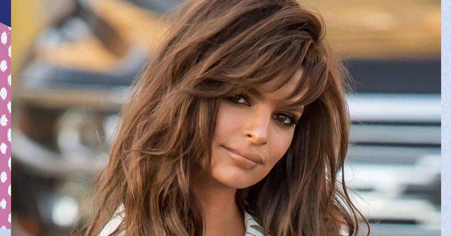 Brown Hair Colours Chocolate Bronze Ash Brown And More Glamour Uk