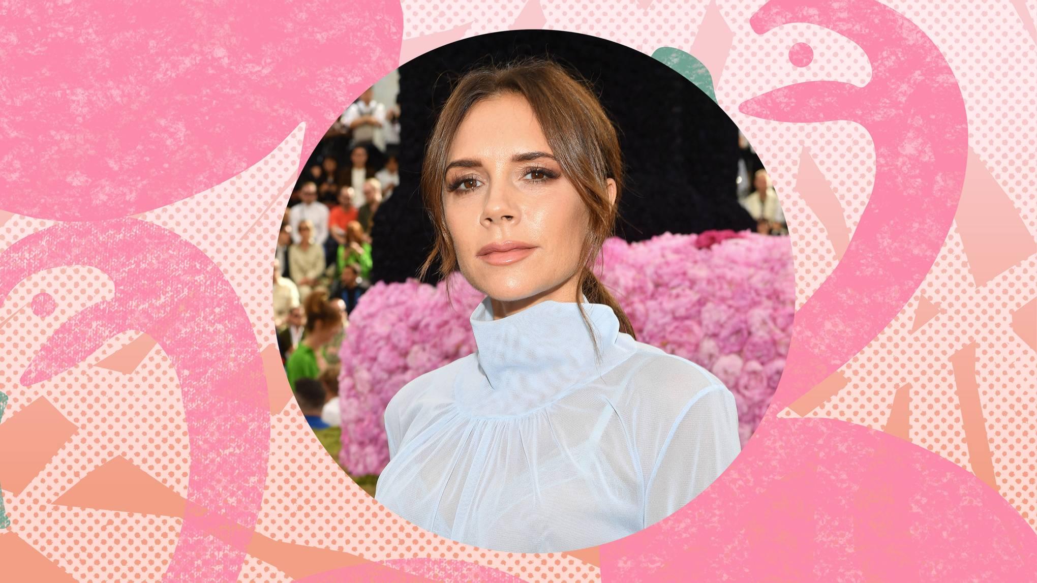 Victoria Beckham Addresses Divorce Rumours In Vogue Interview ...