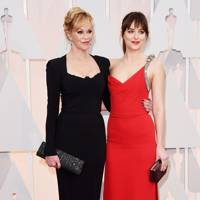 Melanie Griffith & Dakota Johnson
