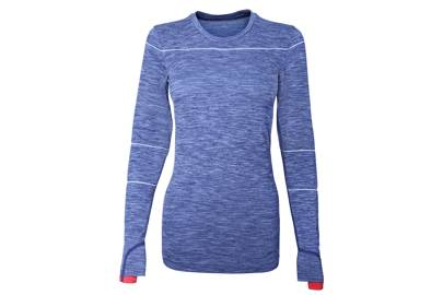The long-line baselayer with thumbholes