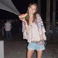 Karlie Kloss at Coachella 2012