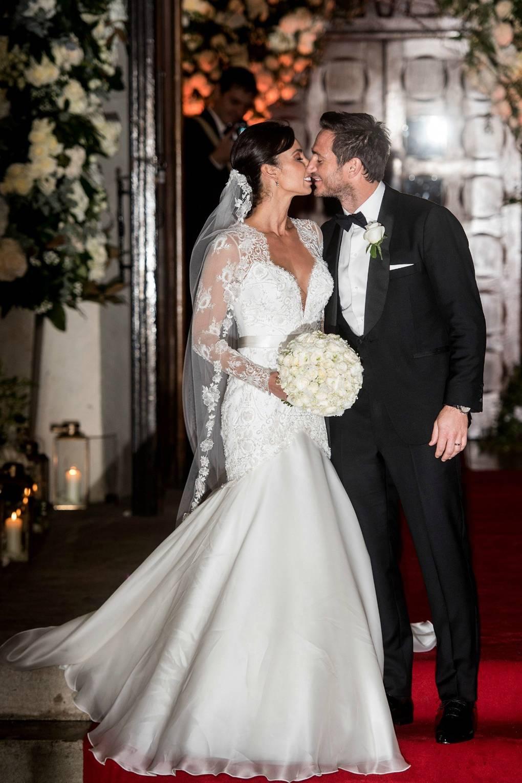 Christine Bleakley & Frank Lampard Wedding Pictures & Photos 2015 ...