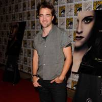 Robert Pattinson at Comic-Con 2012