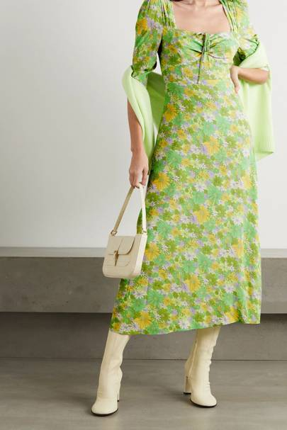 Best Dresses In The Sale: Printed Dress