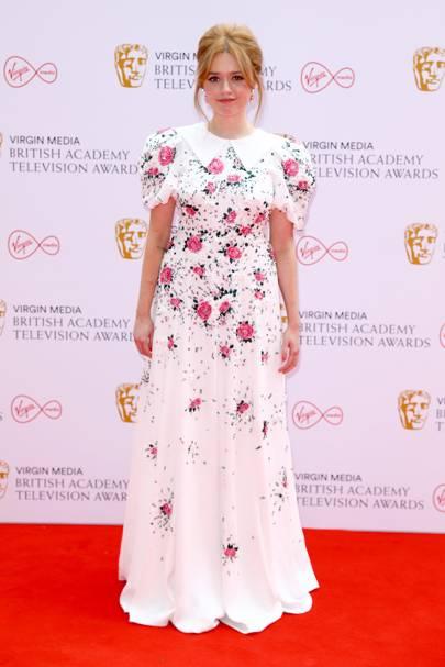 BAFTA TV Red Carpet: Aimee Lou Wood
