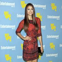 Nina Dobrev at Comic-Con 2012