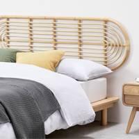 Best headboards: wooden headboards UK