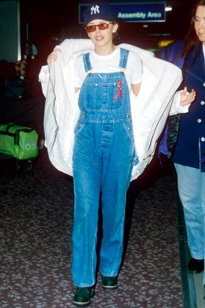 Kylie Minogue – 90s Denim