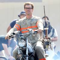 Chris Hemsworth in Ghostbusters