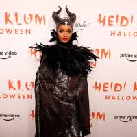 Halima Aden as Maleficent