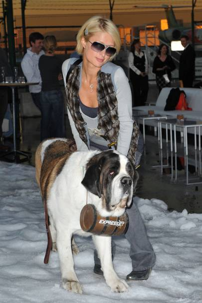 Paris Hilton in the OC