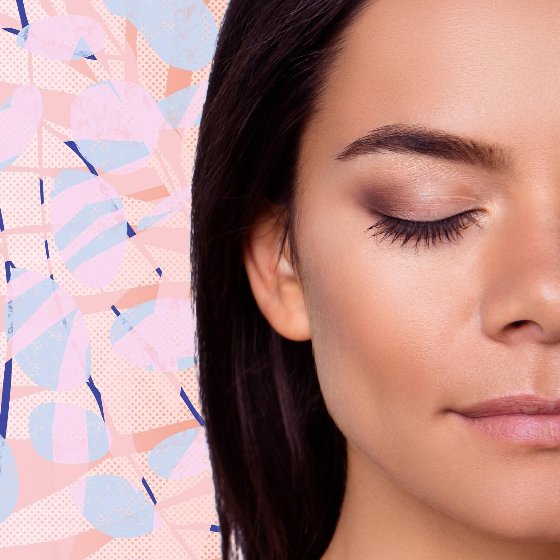 Lvl Lashes Eyelash Lift Review Glamour Uk