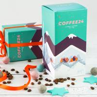 Coffee gifts: the advent calender