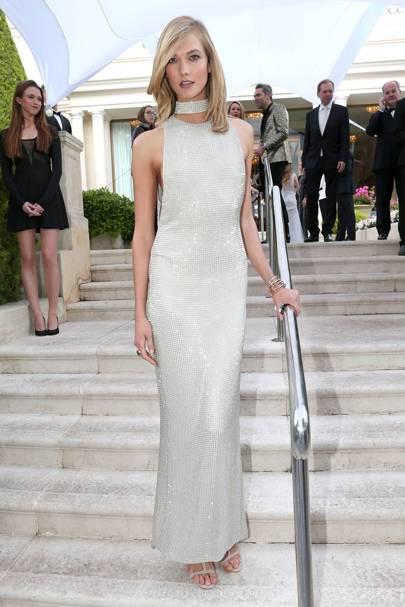 Karlie Kloss - Cannes 2015