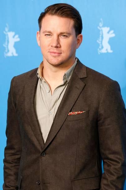 72. Channing Tatum