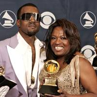 Kanye West on his mother-