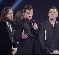 Arctic Monkeys win British Album of the Year