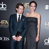 Jack O'Connell & Angelina Jolie