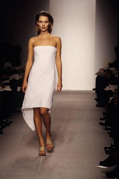 Kate's Calvin Klein return