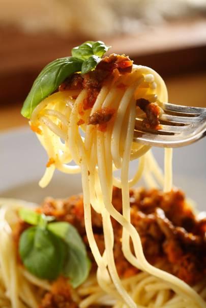 SWAP Wheat Pasta For…