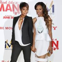 Kelly Rowland & Michelle Williams