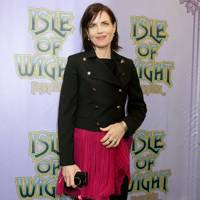 Elizabeth McGovern at Isle Of Wight