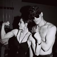 Madonna & Vanilla Ice