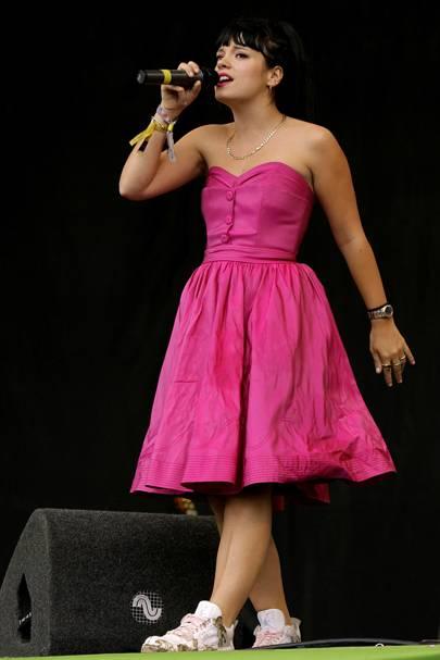 Lily Allen's Style \u0026 Fashion Evolution