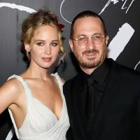 November: Jennifer Lawrence and Darren Aronofsky