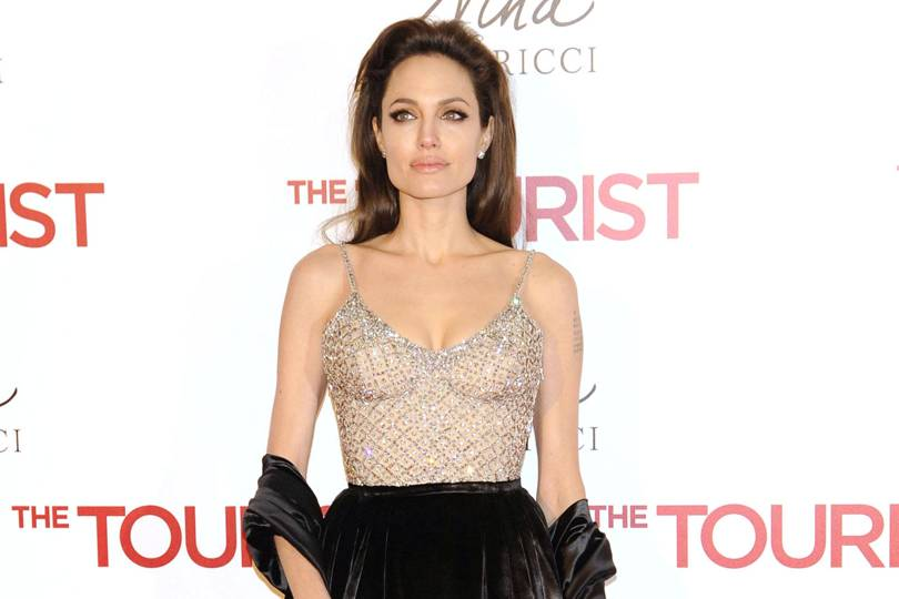 Angelina Jolie to model for Louis Vuitton?