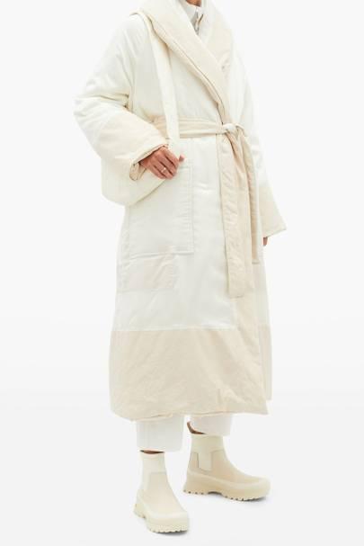 Best winter coat with belt