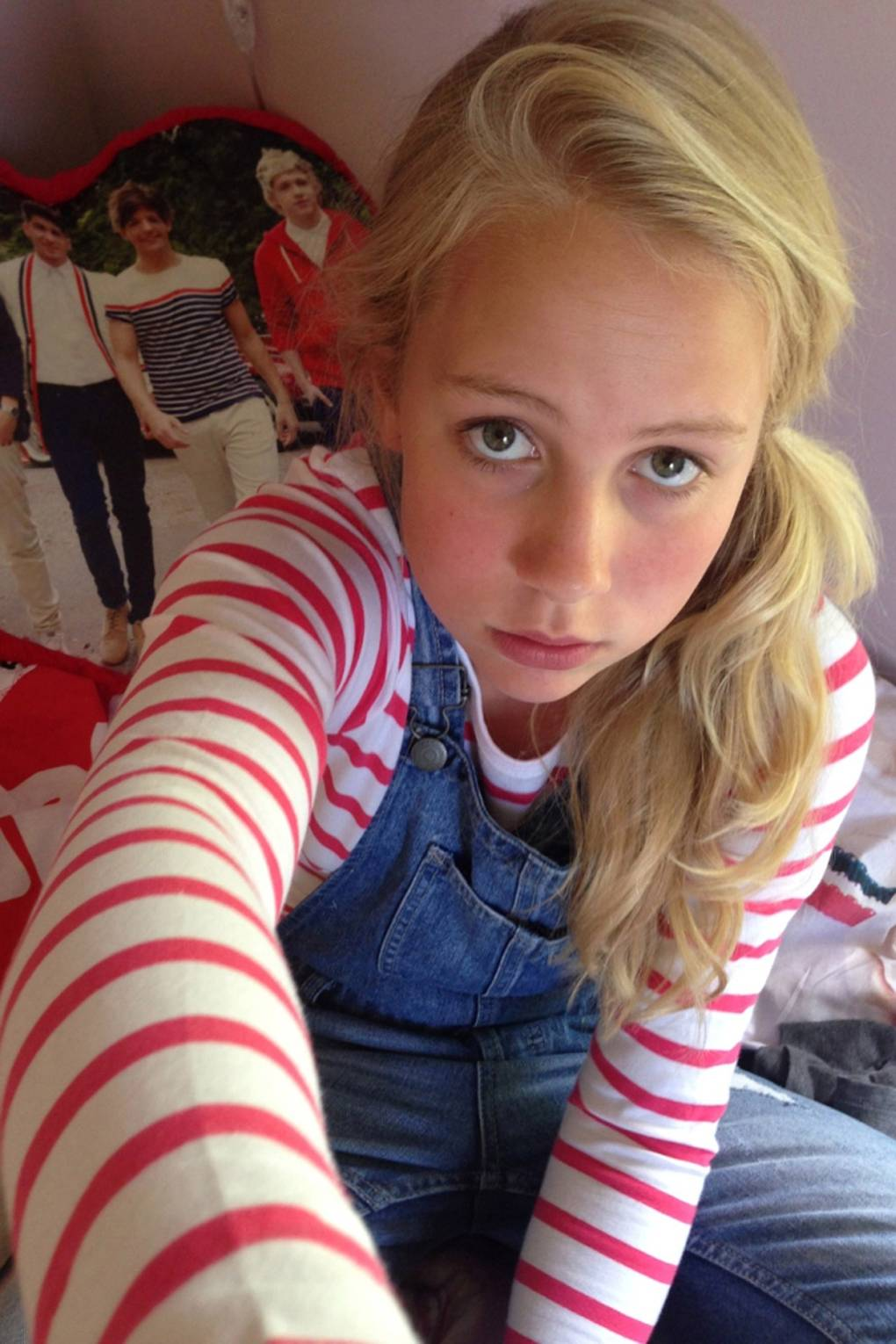 3c8e93420972 Thea Norway 12 year old child bride goes viral -Celebrity News ...
