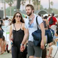Nikki Reed and Paul McDonald at Coachella